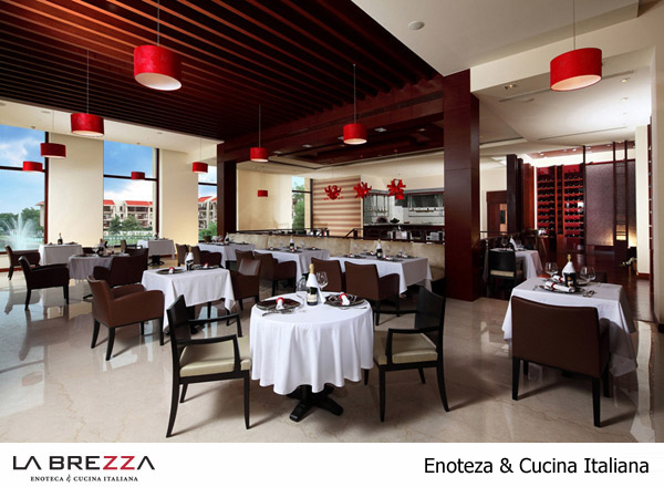 Jaypee Greens Golf And Spa Resort Noida Restaurant